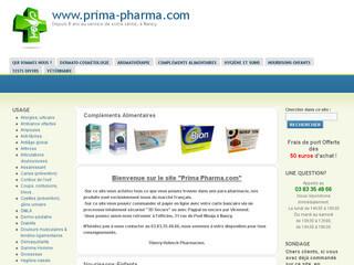 Parapharmacie Prima-pharma l'achat facile