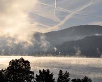 Hôtel sauna à Gérardmer avec vue sur lac