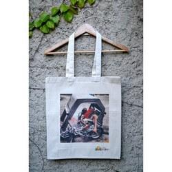 Vente sacs en toiles pas cher en coton sur Eté Indien